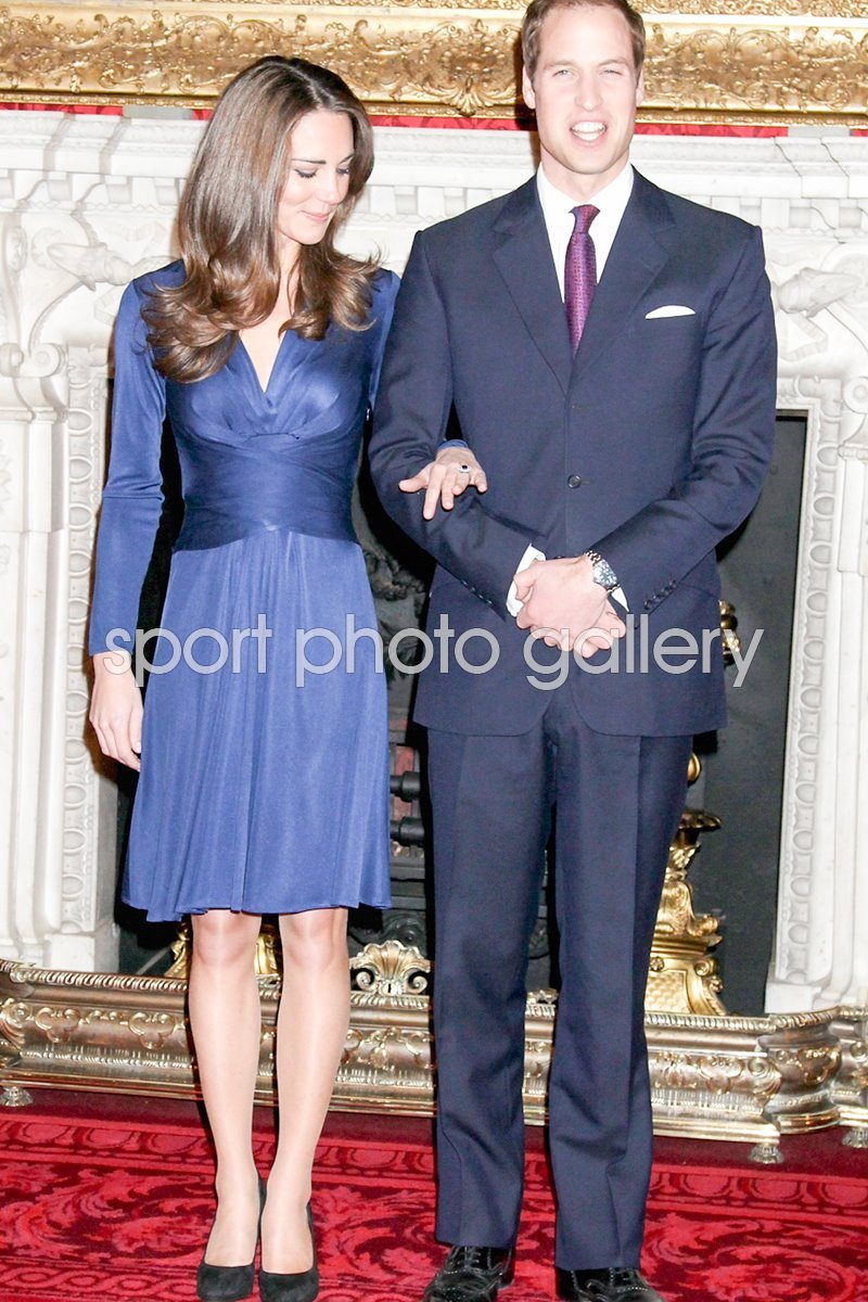 Engagement Prince William Kate Middleton