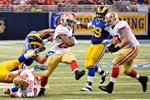 Carlos Hyde - 49ers v Rams Mounts