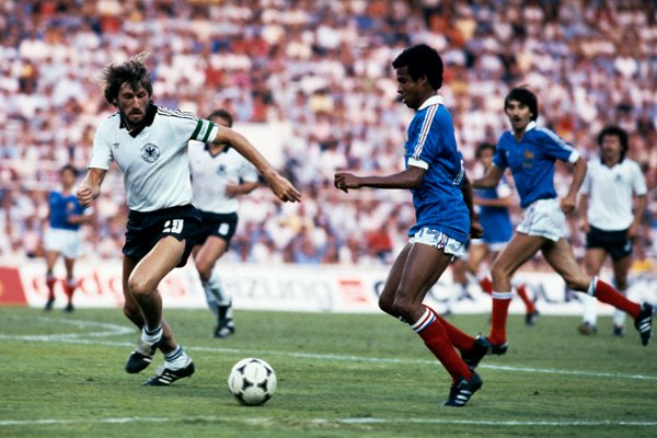 France vs West Germany 1982 World Cup