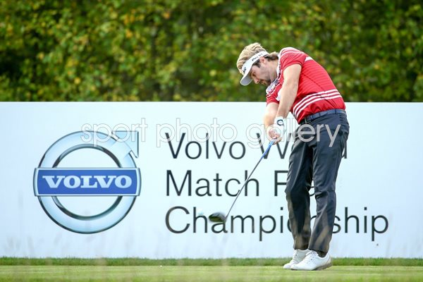 World Match Play Championship - Victor Dubuisson
