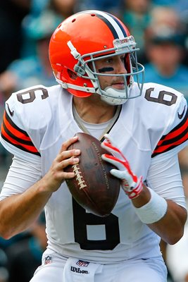 Brian Hoyer - Browns v Jaguars 2014