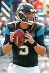 Browns v Jaguars - Blake Bortles 2014 Prints