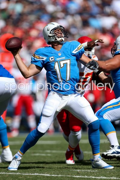 Chiefs v Chargers - Clay Harbor 2014