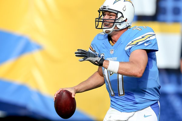 Chiefs v Chargers - Philip Rivers 2014