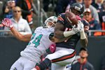 Cortland Finnegan - Dolphins v Bears 2014 Mounts