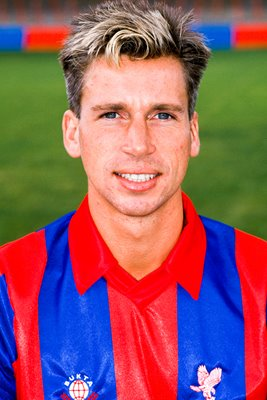 Alan Pardew Crystal Palace 1988