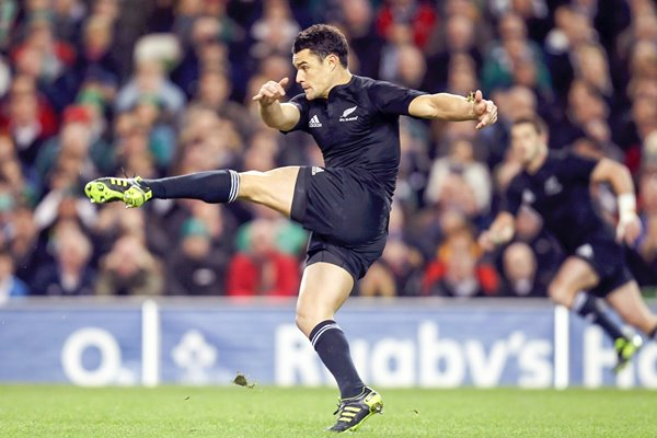 Dan Carter - New Zealand v Ireland 2010