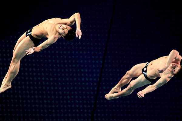 Diving - Mens Synchronised 10m Platform