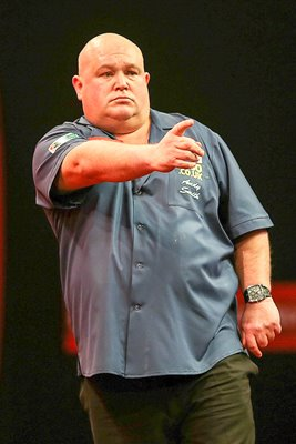 Andy Smith  World Darts Championship 2013