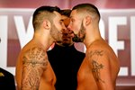 Nathan Cleverly & Tony Bellew Weigh In 2014 Prints