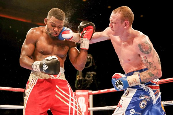 George Groves v Denis Douglin Echo Arena 2014