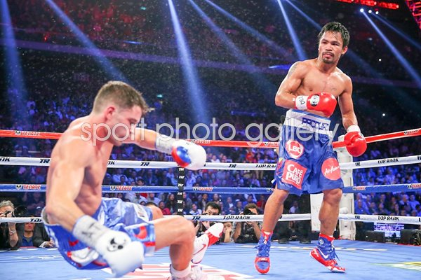 Manny Pacquiao v Chris Algieri The Venetian 2014