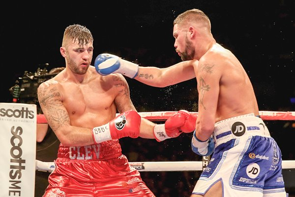 Nathan Cleverly v Tony Bellew Echo Arena 2014