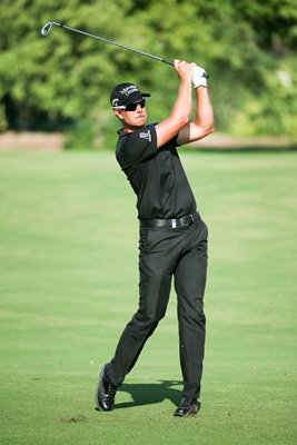 Henrik Stenson DP World Tour Championship 2014