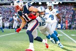 Julian Edelman Patriots v Lions 2014 Mounts