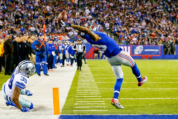 Odell Beckham Giants v Cowboys World Press Photo 2015 2nd Prize