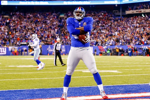 Adrien Robinson Giants v Cowboys 2014