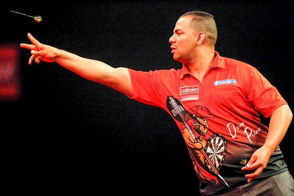 Devon Petersen World Darts Championship 2014