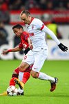 Wendell Bayer 04 Leverkusen v Dimitar Berbatov AS Monaco Prints