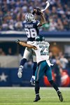 Dez Bryant Cowboys v Eagles AT&T Stadium 2014 Wall Sticker