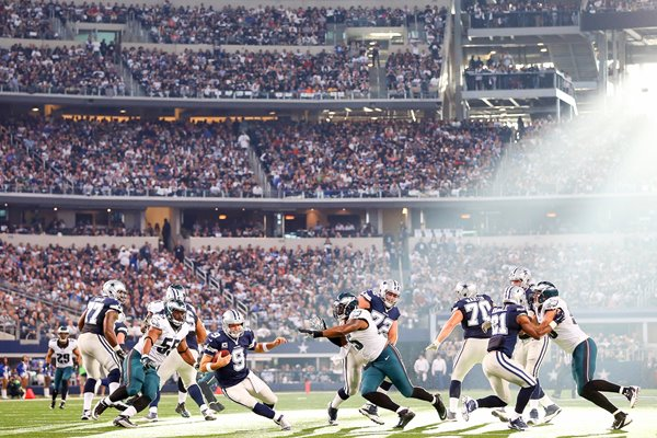 Eagles v Cowboys Cowboys Stadium 2014