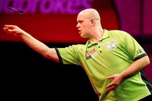 Michael van Gerwen - World Darts Championship 2013