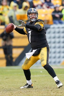 Ben Roethlisberger Pittsburgh Steelers 2013