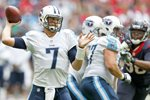 Zach Mettenberger Titans v Texans NRG 2014 Mounts