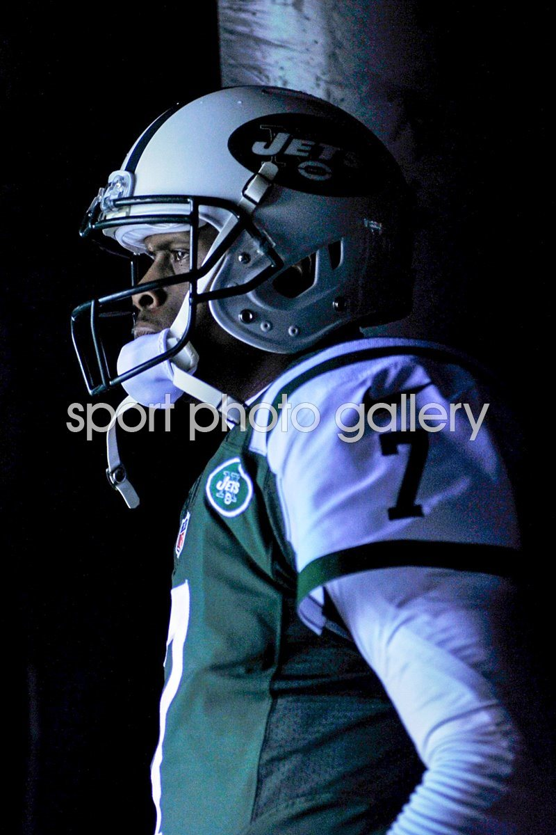 Geno Smith Jets v Dolphins Metlife 2014