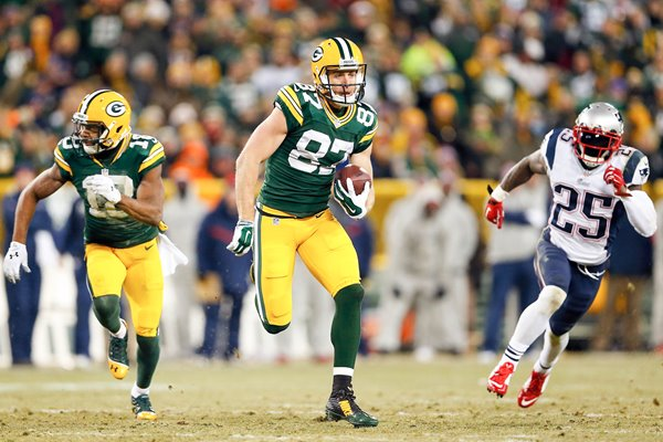 New England Patriots v Green Bay Packers