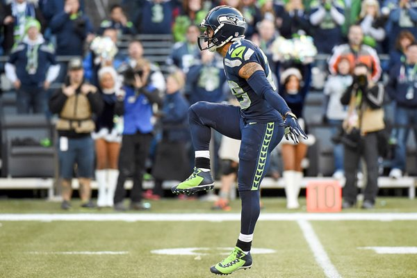 Earl Thomas Seattle Seahawks celebration