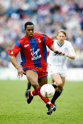 Ian Wright Crystal Palace