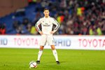 Cristiano Ronaldo Real Madrid free kick stance Mounts
