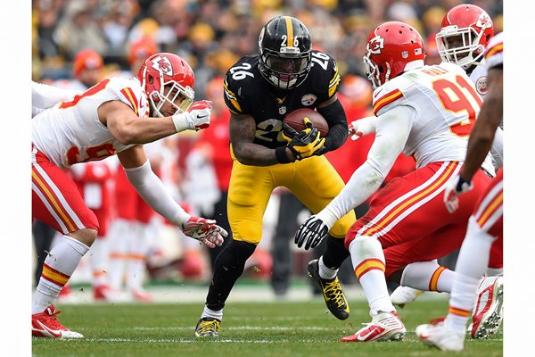 Le'Veon Bell Pittsburgh Steelers v Kansas City Chiefs