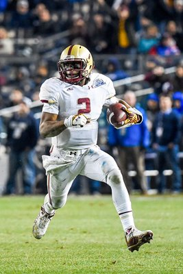 Tyler Murphy Boston College v Penn State 2014