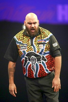 Kyle Andersonl PDC World Darts Championships 2015