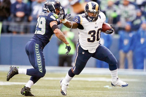 St Louis Rams v Seattle Seahawks