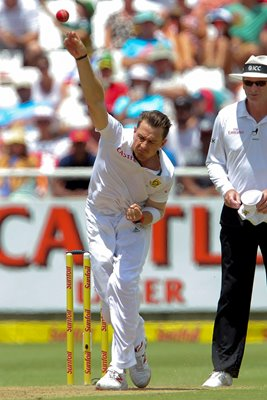 Dale Steyn South Africa v West Indies Cape Town 2015