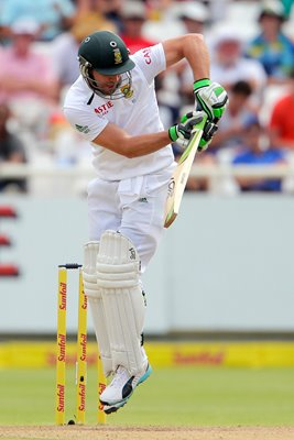 AB de Villiers South Africa v West Indies Cape Town 2015
