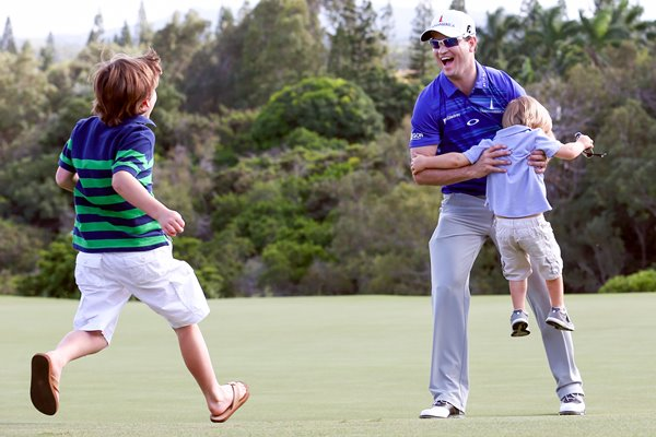 Zach Johnson wins Tournament of Champions Hawaii 2014