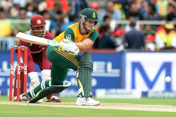 David Miller South Africa v West Indies 2015