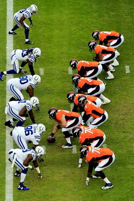 Divisional Playoffs Colts v Broncos 2015