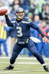 Russell Wilson Seattle Seahawks v Rams Playoffs 2014 Prints