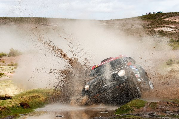 Nani Roma 2015 Dakar Rally Stage 7