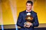 Cristiano Ronaldo Ballon d'Or Gala 2014 Mounts