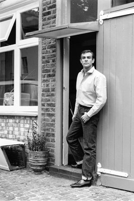 Sean Connery in London 1962