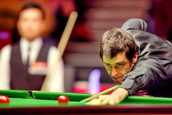 Ronnie O'Sullivan The Dafabet Masters 2015