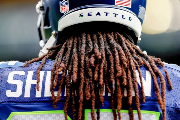 Richard Sherman Seahawks Centurylink Field 2015