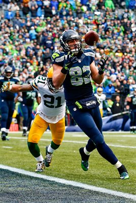 Luke Willson Seahawks v Packers 2015