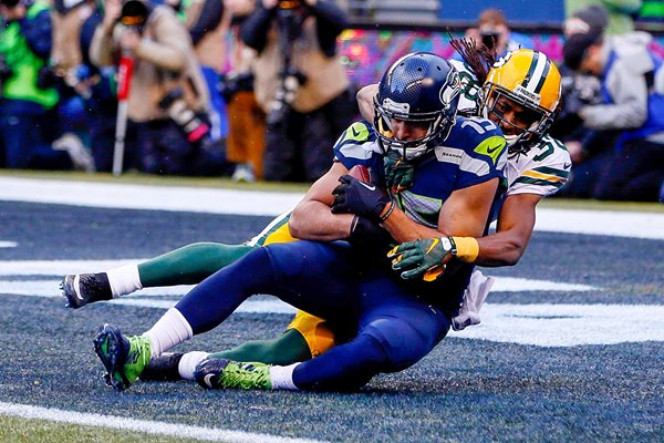 Jermaine Kearse Seahawks v Packers 2015
